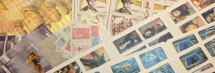 Collection timbres