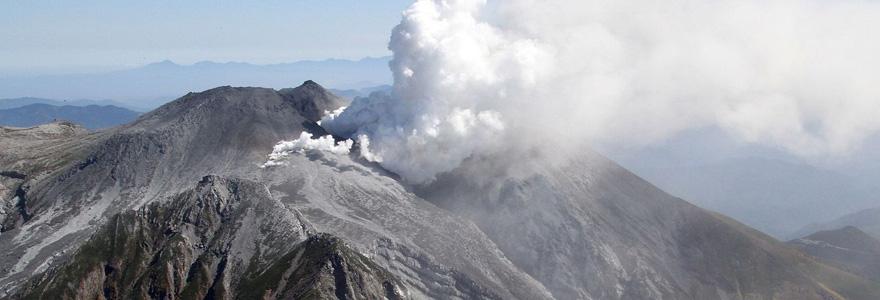 Les 5 volcans