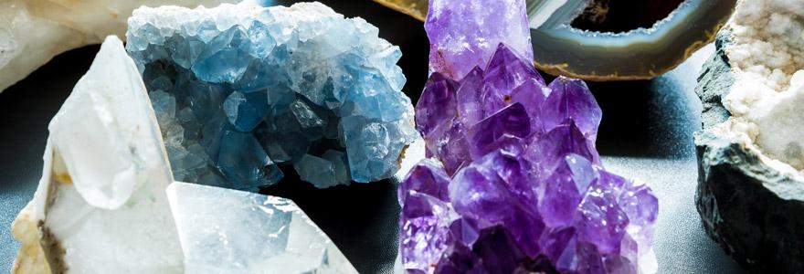 bienfaits pierres et minéraux